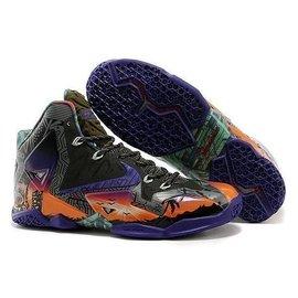 限量NIKE AIR MAX LEBRON XI 11 XDR詹姆士11代概念涂鸦中高筒篮球鞋避震运动鞋跑步鞋 现货