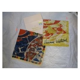 Vivienne Westwood 圍巾 絲巾 700