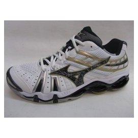 宏亮 美津濃 排球鞋 6折9KV-28009 WAVE STARDOM RX 膠底 室內鞋 吸震 頂級款