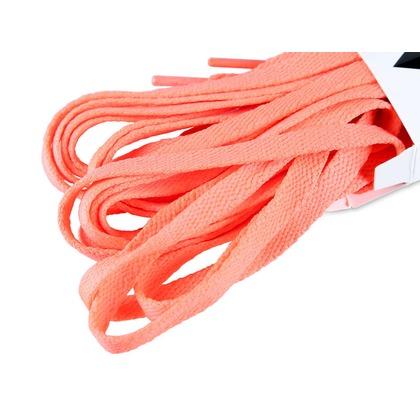 彩色 扁平鞋帶 9~10對鞋孔 180cm– 西瓜紅 FA~47406