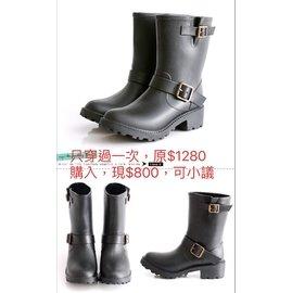 Ann's雨鞋,尺寸M