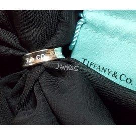 Tiffany&Co正品超低價 [1837寬版]戒指