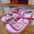 Skechers 女寶沙灘涼鞋