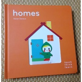 touch think learn :homes 硬頁書