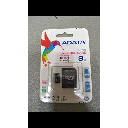 ~Apacer 8G 4C 記憶卡(附SD轉卡)宇瞻科技~,售價 109!