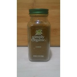 ~ ~ 美國 Simply Organic 有機園 孜然 小茴香 Cumin 65 G)