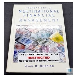 XC86C~Foundations of Multinational Financial