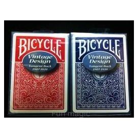 fun magic  bicycle復古牌 bicycle撲克牌 單車復古牌 收藏牌