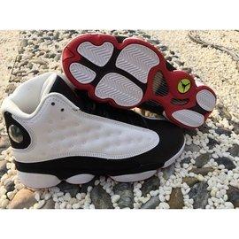 Nike Air Jordan 13 RETRO GREY TOE 熊貓 籃球鞋 女款