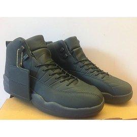 優優代購?? Nike Air Jordan 12 Retro XII 炭灰黑 PSNY 男款