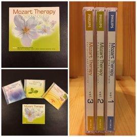 準媽媽音樂寶典  胎教音樂 莫札特音樂療法(3CDs  for 陳小姐