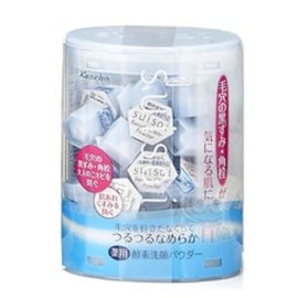 限定人選 suisai酵素洗顏粉