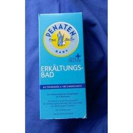 德國Penaten 幼兒感冒泡澡精油 125ml 6 個月以上幼兒