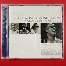 CD~史提夫汪達~暢銷金曲 /Stevie Wonder SONG REVIEW A GR