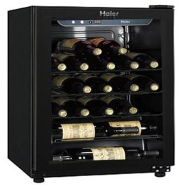 ~大邁家電~Haier 海爾 儲酒櫃 〈小型儲酒櫃〉〈產品:JC86GOB、JC112S、