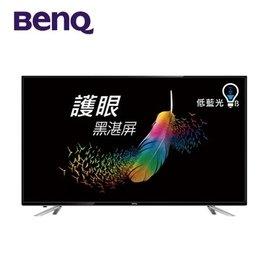BenQ 明基43型 LED液晶電視顯示器+視訊盒 43IE6500+DT-145T加碼送Lasko保溫杯   BenQ獨家黑湛屏