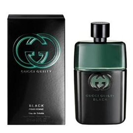 Gucci Guilty Black 罪愛夜男性淡香水 50ml