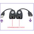 UB~470 E  USB轉RJ45信號放大延長器