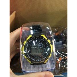 ~集集大 ~電子手錶 手錶 當兵  防水 電子錶 計時碼錶 夜光 非g~shock swa