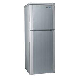 SAMPO聲寶140公升 品味雙門冰箱SR~A14Q S6  典雅銀 SR~A14Q R8