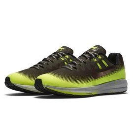 NIKE AIR ZOOM STRUCTURE 20 SHIELD 綠色 漸層 男鞋 84