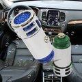 臭氧負離子2合1車用空氣清淨器 空氣清淨機 負離子 濾清器-1入