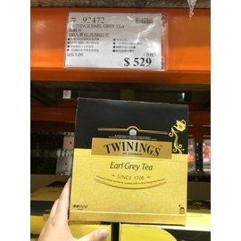 Twining伯爵茶包