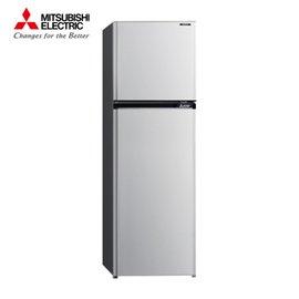 ~e購量販店~MITSUBISHI 三菱273公升 雙門變頻電冰箱~銀 MR~FV27EJ