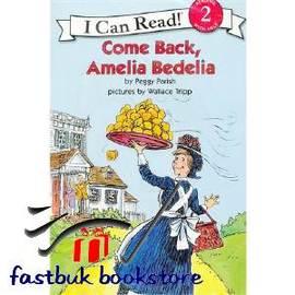 簡 ◆94~VJQSO~Come Back Amelia Bedelia Book and