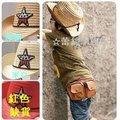夏季 韓版牛仔風格禮帽草帽 寶寶遮陽帽 太陽帽 男童牛仔帽 女童草帽特價99元