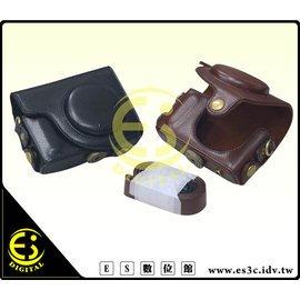ES數位 Olympus XZ10 Casio ZR3500 ZR3600 ZR700 皮革包 相機包