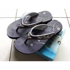 ❤ 貝の私房貨 ❤【二手】G.P 立體雕花設計時尚女拖鞋
