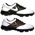高爾夫球鞋 專櫃正品 包郵 nike golf 耐克高爾夫鞋 男款真皮球鞋