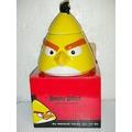 L.(企業寶寶公仔娃娃)全新附盒少見黃色ANGRY BIRDS憤怒的小鳥(憤怒鳥)造型馬克杯!