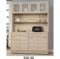 * 展利生活館 * 微笑香檳松2.7尺4尺5尺餐櫃fr6589 (收納餐櫃/櫥櫃)~330-27..