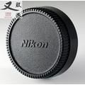 又敗家@Nikon鏡頭後蓋尼康鏡頭後蓋尼康後蓋NIKON後蓋NIKON鏡後蓋NIKON鏡頭背蓋NIKON背蓋LF1副廠後蓋LF4相容NIKON原廠LF-1 LF-4