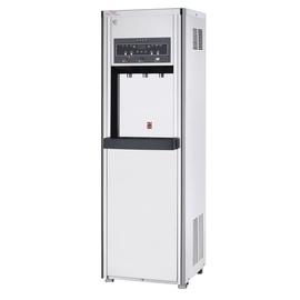[3M淨水] HM-3187立地型/直立式冰溫熱三溫飲水機(搭贈$9800五道快拆 RO逆滲透純水機)