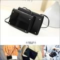 韓版 鏡子包 皮夾 斜背包  手機包 鏡面 手拿包 皮套 包