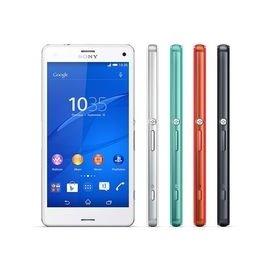 【303手機館】Sony Xperia Z3 Compact D5833 $39搭中華遠傳台哥大新辦續約轉移再送行動電源或保貼或自拍神器方案請洽門市