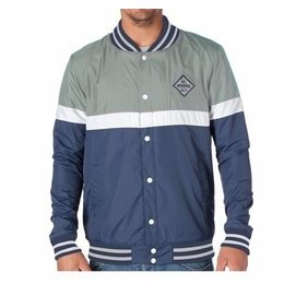 荷蘭衝浪品牌MYSTIC 2014 Stitch 外套 潮流夾克 風衣 防曬透氣保暖棒球外