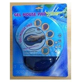 ~淡水無國界~  MP~227 矽膠護腕滑鼠墊 柔軟透氣彈性佳 舒適 手部支撐 滑鼠墊 大