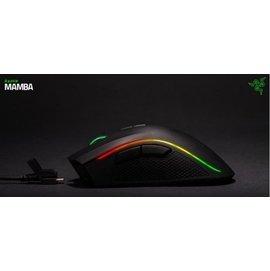 [哈GAME族]免運費 Razer 雷蛇 Mamba Tournament 曼巴眼鏡蛇 5G雷射滑鼠 Chroma全彩版