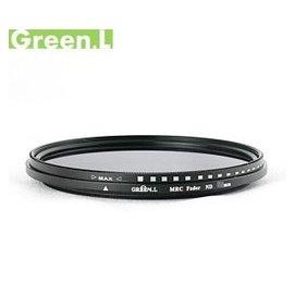 平板、手機鏡頭也  GREEN.L 綠葉 49mm VND 超薄可調式減光鏡 ND2~400 濾鏡鏡頭 0.4X廣角