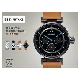 ISSEY MIYAKE W系列精品腕錶 39mm/YL/三宅一生/Audi/Satoshi Wada/日製