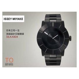 ISSEY MIYAKE 三宅一生 TO Automatic 多寶石自動上鍊機械錶 45mm/日本製/SIL