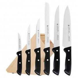 雷貝卡## 德國  WMF 經典刀具組 七件 刀 主廚刀 $5000