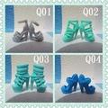 編號Q01-Q12--奇異果芭比屋~正版芭比娃娃鞋