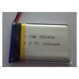 553450 3.7v 1000mah電池 各種mp3 mp4 平板電腦 航模電 181881