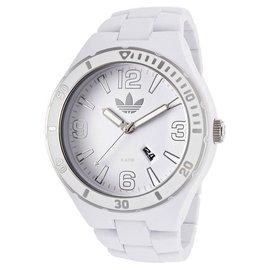 ! ! ! Adidas Watch ADH2688 Men s White Dial W
