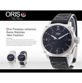 ~腕時計本舖~ORIS 瑞士 機械表 BC4 44mm 藍寶石 防水 SV 6457617
